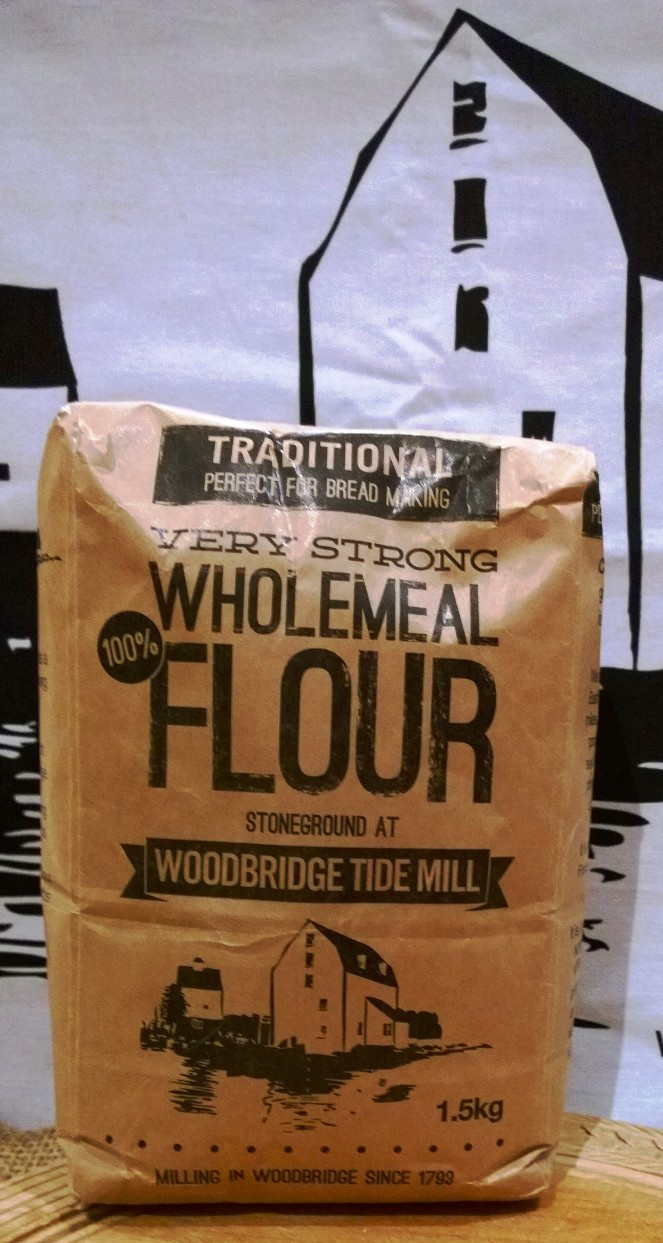 One bag of Tradition Flour